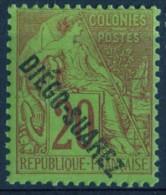 1890.   DIEGO-SUAREZ    (Colonie Française)    Lot  N° 19 .  2013 - Unused Stamps