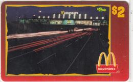 "USA - McDonald""s(31/50), Sprint Promotion Prepaid Card, Tirage 6100, 05/96, Mint"