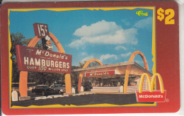 "USA - McDonald""s(30/50), Sprint Promotion Prepaid Card, Tirage 6100, 05/96, Mint - Sprint"