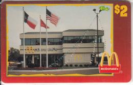 "USA - McDonald""s(24/50), Sprint Promotion Prepaid Card, Tirage 6100, 05/96, Mint - United States"