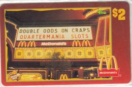 "USA - McDonald""s(23/50), Sprint Promotion Prepaid Card, Tirage 6100, 05/96, Mint - Sprint"