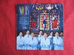 45 Tours - Noels Les Petits Chanteurs A La Croix De Bois - Christmas Carols