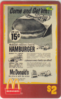 "USA - McDonald""s(11/50), Sprint Promotion Prepaid Card, Tirage 6100, 05/96, Mint - United States"