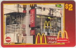 "USA - McDonald""s(09/50), Sprint Promotion Prepaid Card, Tirage 6100, 05/96, Mint"