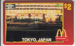"USA - McDonald""s(06/50), Sprint Promotion Prepaid Card, Tirage 6100, 05/96, Mint - United States"