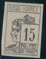1890.   DIEGO-SUAREZ    (Colonie Française)    Lot  N° 21 .  2013 - Unused Stamps