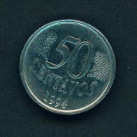 BRAZIL - 1994 50c Circ. - Brazil