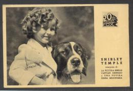 5349-SHIRLEY TEMPLE-ATTRICE-CINEMA-1945-FG - Entertainers