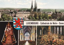 Luxemburgo-Catedral De Notre-Dame De Luxembourg - Luxemburgo - Ciudad
