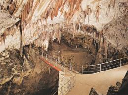 Yugoslavia--Postojnska Jama--Grotte--El Puente Ruso - Yugoslavia