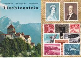 Liechtenstein-Stamps Of The Principality - Liechtenstein