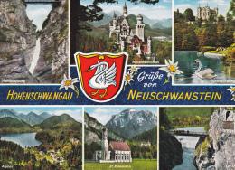 Alemania--Hohenschwangau-- Neuschwanstein - Füssen