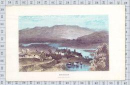 Duncraggan - Lithographies
