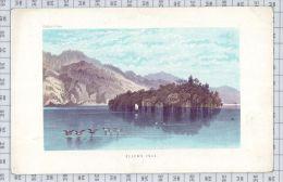 Ellen's Isle - Lithographies