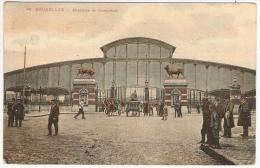 BRUXELLES   -  Abattoirs  De  Cureghem - Anderlecht