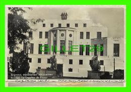 BELGRADE, SERBIE - BEOGRAD - LA LÉGATION DE FRANCE - CURCULÉE EN 1922 - - Serbie
