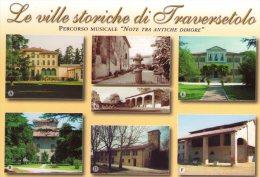 TRAVERSETOLO , Ville Storiche  * - Parma