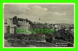 BELGRADE, SERBIE - BEOGRAD - VUE DE BELGRADE - CIRCULÉE EN 1935 - - Serbie