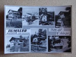 Mo1558)  Fiumalbo - Ville Del Chioso - Modena
