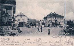 Broc, La Place (15902) - FR Fribourg
