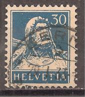 Schweiz 1921 // Mi. 169 O (026..340) - Gebruikt
