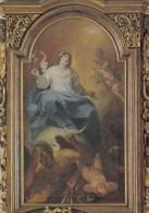 ZS50342 Immaculata Altarbild Von F J Spiegler  Bad Schussenried    2 Scans - Bad Schussenried