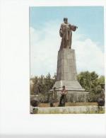 ZS46698 Dushanbe    2 Scans - Tadjikistan