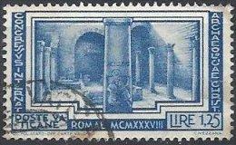 Archéologie Chrétienne - 1 L. 25 Oblitéré - Vatican
