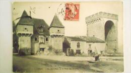 46   CAHORS       LA BARBACANE ET LA TOUR DES PENDUS739 H    CIRCULE - Cahors