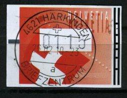 SUISSE 2007 / TIMBRE DE DISTRIBUTEUR 1.15 OBL - Automatic Stamps