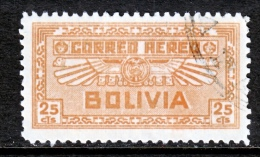 Bolivia  C 38   (o) - Bolivie