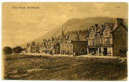 ABERFOYLE : THE STREET - Stirlingshire