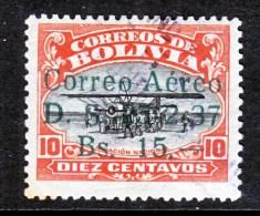 Bolivia  C 58    (o) - Bolivia