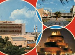(636M) Koweit - Kuwait Hilton Hotel - Koweït