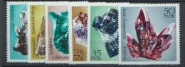 DDR  1972   N°  1427  / 1432      COTE   3 € 50         ( B 13 ) - [6] République Démocratique