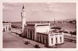 TUNISIE - BIZERTE - LA GARE. - Tunisia