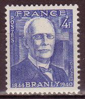 FRANCE - 1944 - YT N° 599 -** - TB - France