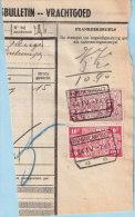 Spoorwegfragment, Afst. BUGGENHOUT 14/04/1943 - 1942-1951