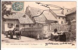 05 BRIANCON   LE PASQUIER ATTELAGE - Briancon