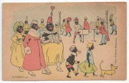 R. DE LA NEZIERE - Procession - Altre Illustrazioni