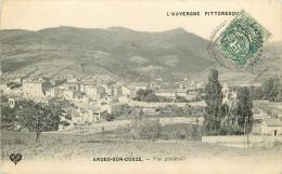 63 - Ardes-sur-Couze - Vue Générale (Puy-de-Dôme )  - CPA  Bel Etat (voir 2 Scans) - France