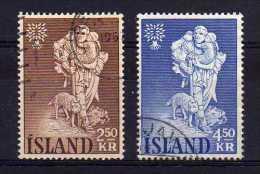 Iceland - 1960 - World Refugee Year  - Used - 1944-... Republique