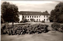 BAD SEGEBERG : L'auberge De Jeunesse - Bad Segeberg