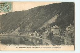 LAVAL DIEU : Quartier De La Maison Blanche. Dos Simple. Vallée De La Meuse. 2 Scans. Edition Gelly - Altri Comuni