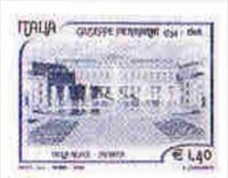 Italia - 2008 - Usato/used - Giuseppe Piermarini - Mi N. 3221 - 6. 1946-.. Repubblica