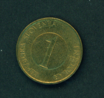 SLOVENIA - 1999 1t Circ. - Slovenia