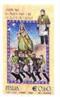 Italia - 2008 - Usato/used - Folclore - Mi N. 3232 - 6. 1946-.. Repubblica