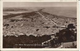 SÈTE, VUE GÉNÉRALE ET  LE CANAL DE PARIS - LL - Sete (Cette)