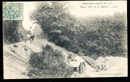 49 MONTREVAULT / Mines D'Or De La Bellière / - Montrevault