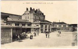DIJON - Gare DIJON Ville PLM...   (59001) - Dijon